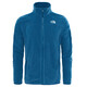 """The North Face M's 100 Glacier Full Zip Fleece Jacket Monterey Blue"""